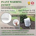 Garden Fleece Plant White Cover Frost Winter HEAVY DUTY Shrub 125cm x 80cm New