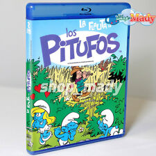 The Smurfs and the Magic Flute Blu-ray en ESPAÑOL LATINO Región A