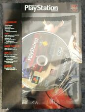 New! SHINING TEARS SONY OFFICIAL U.S. PLAYSTATION MAGAZINE PS2 DEMO DISC 91
