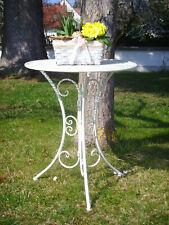Tisch rund BistroTisch Klapptisch Metalltisch Balkon Terasse Garten 60cm Durchm.