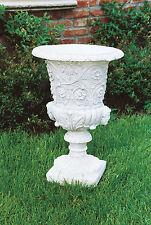 Vase Amphore Schale Pflanzgefäß Kübel Steinvase Gartendekoration Marmor Art.211