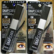 0a6f396d3d3 2 Maybelline SnapScara Easy On - Easy Off Mascara # 300 Pitch Black (New)