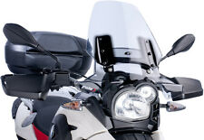 PUIG TOURING WINDSCREEN (SMOKE) Fits: BMW G650GS,G650GS Sertao