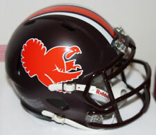 2012 Virginia Tech Hokies Russell Athletic Bowl Custom Matte Riddell Mini Helmet