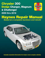 Chrysler 300, Dodge Charger/Challenger 2005-2018 Repair Manual
