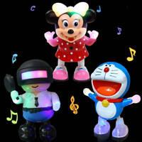Danse Robot avec la lumière et la musique électronique Robots Jouets cadeaux