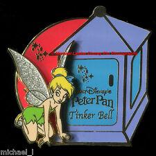 DISNEY JAPAN M&P TINKER BELL #4 LANTERN LE PIN *MOC* SASSY PETER PAN PIXIE