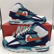 Nike Air Trainer SC High 'Miami Dolphins' Bo Jackson Men's Sneakers (CW6023-401)
