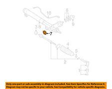 GM OEM Steering Gear-Cover 7844439