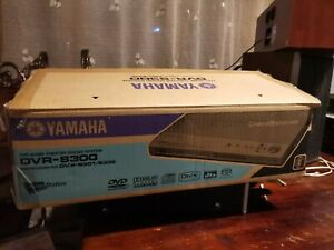 Yamaha Cinema dvr s300  Super Audio CD/DVD compatible Player