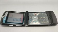 Motorola RAZR V3 - Black (Unlocked) Flip Phone