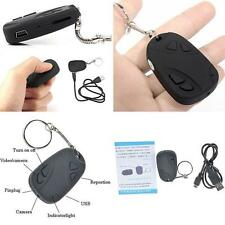 Protable Car Key Chain Hidden Mini DV Micro Camera DVR Covert Video Recorder Cam