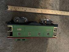 Lionel Standard Gauge 517 Pea Green Caboose c. 1928 -