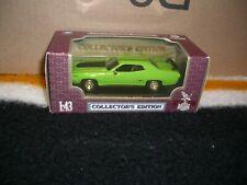 1/43 Yat Ming 1971 Plymouth GTX In Sassy Grass Green