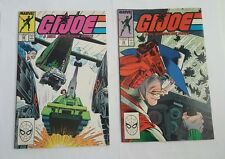 gijoe # 68, 70 marvel comics