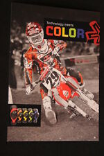 Card CELL Technology meets Color Honda #29 Andrew Short (USA) (HW)