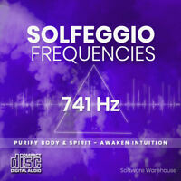 Solfeggio Healing Frequencies - 741 Hz Meditation CD - Mind and Body in Harmony