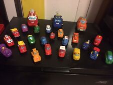 Lot of 24 Chuck and Friends Tonka Cars and Trucks - Great Shape