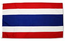 Fahne Thailand Querformat 90 x 150 cm thailändische Hiss Flagge Nationalflagge
