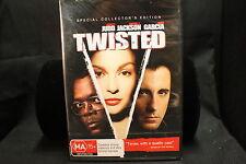 TWISTED *Ashley Judd, Samuel L Jackson, Andy Garcia - new Region 4 dvd movie