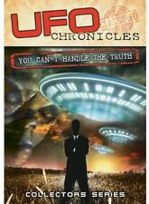 UFO Chronicles: You Can't Handle the Truth [New DVD] Collector's Ed, Full Fram