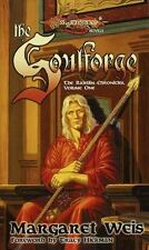 The Soulforge (Dragonlance:  The Raistlin Chronicles, Book 1)-ExLibrary