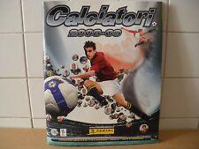 Calciatori 2008 - 2009  Album di figurine completo  Panini (HOM)