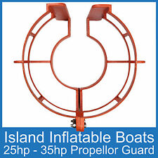 OUTBOARD PROPELLER GUARD ⊗ Fits 25HP up to 35HP Motor ⊗ Boat Safety FREE POSTAGE