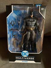 McFarlane DC Multiverse Batman Arkham Asylum Figure NEW SEALED 7? Figure