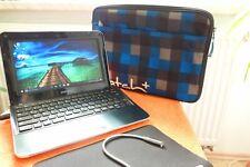 Samsung NF210 Netbook l SSD NEU l Windows 10 l AKKU NEU I 10 Zoll Entspiegelt