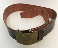 Vintage USSR Uniform Belt Army Soldier Military Soviet Union Russia RARE