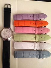 Philip Stein Compatible Watch Band For Ladies - PINK