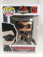 Movies Funko Pop - Dr. Ian Malcolm - Jurassic Park - No. 547