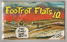 'FOOTROT FLATS  No 10  '1ST EDITION'   VF  CONDITION