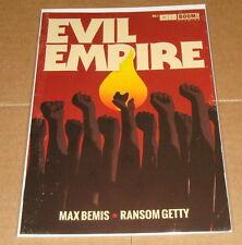 Boom Studios Evil Empire #1 1st Print Max Bemis