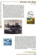2004- VINCENT VAN GOGH N° 3690 -  OBLITÉRÉ  PREMIER JOUR - COLLECTION HISTORIQUE