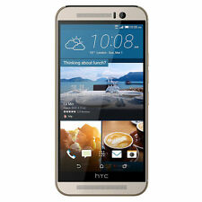 HTC ONE M9 32GB 20.0MP 4G LTE Android Unlocked BRAND NEW Phone GOLD/SILVER/GREY