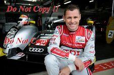 Tom Kristensen Audi 9 Times Le Mans Winner Portrait Photograph 10