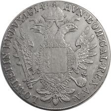 Austria 1814 G Franz I Silver Taler Nagybanya