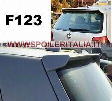 SPOILER ALETTONE GOLF IV  4 GREZZO F123GK  SI123-3