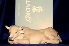 NEW LLADRO #5482 OX NATIVITY BRAND NIB CHRISTMAS COW RELIGIOUS CHRISTMAS SAVE$