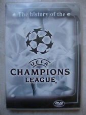 DVD EL HISTORIA OF THE UEFA CHAMPIONS LEAGUE ITA-ENG-DEU-ESP-FRA