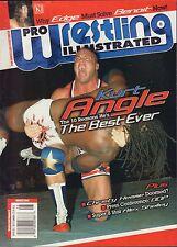 Pro Wrestling Illustrated August 2005 Kurt Angle VG 072516DBE