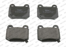 BRAKE PADS REAR For MITSUBISHI LANCER EVO VIII 2003-2005 - 2.0L 4CYL - FDB1562