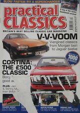 Practical Classics November 2000 featuring Ford Cortina, BMW, Triumph TR7