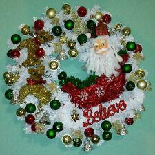 "* 24"" CHRISTMAS WREATH HOLIDAY WREATHS WREATHES"