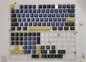 Blue Samurai 119 Keys/Set PBT Cherry Keycaps For Mechanical Keyboard Keypads