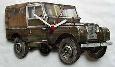Series 1 Land Rover Clock - WT4