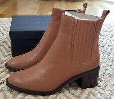 New ALIAS MAE women's tan leather GALA ankle boots 40 $250  amg