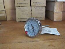 Bimetal Thermom,2 In Dial,0 to 220F TEL-TRU LT225R-8//23100856